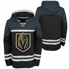NHL Vegas Golden Knights Asset Pullover Hockey Hoodie Top Sweater Jumper Kids $60.02 USD on eBay