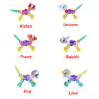 DIY Animal Magic Tricks Bracelet Girls Magical Pet Bracelets Jewelry XMAS Gift
