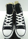 CONVERSE All Star Hi top Sneaker  X9160  Black   Sz 14, 15,1