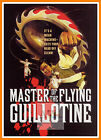 Master Of The Flying  Guillotine    Martial Arts Movie Posters Classic Films for sale  United Kingdom