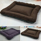 Large Pet Dog Cat Bed Cushion Mat Pad Cozy Warm House Easy To Wash Clean