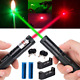 Green+Red Laser Pointer 532nm 650nm Mini Funny Pet