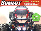 LED Lights 14 Front And  12 Rear STOP Traxxas SUMMIT COMBO DEAL 1/10 waterproof  photo