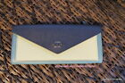 New Coach 12122 Colorblock Soft Wallet in Crossgrain Leather