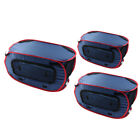 Pet Carrier for Cat Dogs, Folding for Easy Transport   for Air or Car Travel