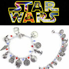 Star wars inspired charms bracelet $4.74 USD on eBay