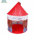 Kids Play House Pirates Printed Tents Indoor Outdoor Foldable Pop Up Playhouse