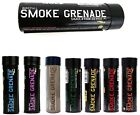 Color Smoke Grenade for Airsoft Paintball Gender Reveal Photoshoot Photography