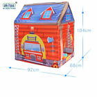 Children Playhouse Kids Play Tents Zoo Firetruck Carnival Candy Store Designs