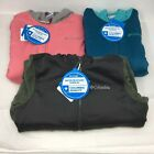 COLUMBIA GIRLS' S'MORE ADVENTURE™ HYBRID HOODIE Size&Color