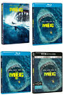 The Meg (2018) DVD, Blu-ray, 3D, 4K UHD / Choose one!