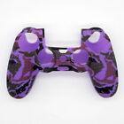 Silicone Rubber Soft Case Grip Skin Cover For Playstation 4 PS4 Controller New