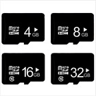 NEW 4G/8G/16G/32G Micro SD SDHC Memory Card Class 10 TF Card+SD Adapter