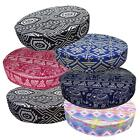"2""/5cm Round Box Shape Cover*Thailand Cotton Canvas Chair Seat Cushion Case *AL8"