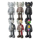 """KAWS COMPANION Flayed Open Dissected BFF 8"""" PVC Action Figures Toys US STOCK NEW"""