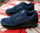 NIKE AIR MAX 90 ESSENTIAL MEN'S BLACK / MIDNIGHT NAVY AJ1285 007 $104.99 USD on eBay