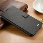 For Xiaomi Redmi 6A Note 7 6 5 Pro Magnetic Flip Thin Leather Wallet Case Cover