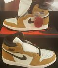 "NEW AUTHENTIC AIR JORDAN 1 RETRO ONE HI OG  ""ROOKIE OF THE YEAR""  MENS US 8-- 14"