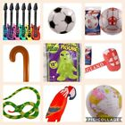 TOY INFLATABLES - ALIENS - GLOBES - PARROTS - SNAKES - GUITARS - FOOTBALLS - ENG