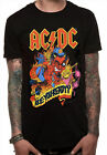 ACDC Are You Ready Rock Heavy Metal Official Tee T-Shirt Mens Unisex
