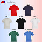 Kyпить Plain blank t-shirts 100% cotton various colours and sizes S-XXL на еВаy.соm