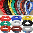 Внешний вид - 5m/16.40ft 30/28/26/24/22/20 AWG Stranded Silicone Electric Wire Cable Amazing