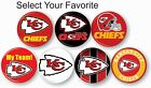 """Kansas City Chiefs NFL Pin Pinback Button 1 .25"""" Collectible Hat Accessory Gift on eBay"""