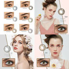 Внешний вид - Natural Plain Glass Contact Lenses Eyewear Party Eye Beauty Makeup Tools Smooth