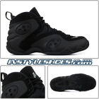 Nike Zoom Rookie Sz 8.5 Black White Penny Foamposite BQ3379-002