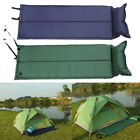 Outdoor Camping Roll Mat Self-Inflating Single Hiking Sleeping Mattress Bed Pad
