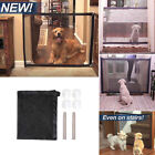 Guard Gate Fence UK Install Dog Easy Enclosure Pet Mesh Safety Magic Gifts