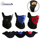 Motorcycle Bike Cycling Winter Half Face Mask Skull Ski Snow Fleece Neop