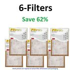 Filtrete Air filter Basic Pleated Furnace Replacement Pad Dust Pack Lot 3m 6 12