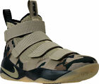 "NEW Nike Lebron James Soldier XI ""CAMO"" Men's Shoes 897644-200 *DOUBLE BOXED*"