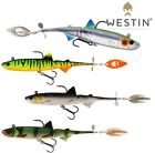 WESTIN Lure HYPOTEEZ BUZZ 'N BLADE 16cm 38g Spinning Tail Soft Plastic Fishing