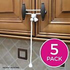 Baby Safety Cabinet Locks For Cabinets Kitchen Door RV No Drill No Screw No Adhe
