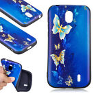 For Nokia Protective Fashion Embossed Soft Skin TPU Various Rubber Case Cover