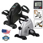 Under Desk Medical Pedal Exerciser Mini Exercise Bike Leg & Arm Rehab Trainer