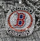 2017 Boston Red Sox World Series Necklace