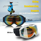 Winter Snow Sports Goggles Ski Snowboard Snowmobile Sunglasses Anti-UV Glasses