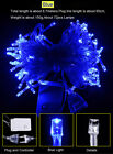 72 Led Lamps String Christmas Colorful LED Light Christmas Tree Home Party Gifts