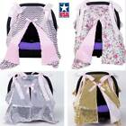 Baby Soft Safe Pram Car Seat Cover Breathable Muslin Sun Shade Canopy Blanket