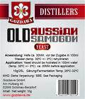 GOZDAWA Brennereihefe Hefe Whisky Whiskey Vodka Samogon Rum Brandy Turbo Enzyme