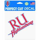 "Radford Highlanders Official NCAA 4"" x Automotive Car Decal 6x6 by Wincr ..."