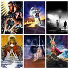 Textless Movie Posters - Classic Vintage Movie Film Art 60s 70s 80s 90s A4 A5 £2.75 GBP on eBay