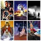 Textless Movie Posters - Classic Vintage Movie Film Art 60s 70s 80s 90s A4 A5 £4.99 GBP on eBay