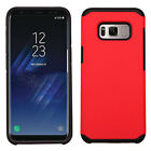 For Samsung Galaxy S8 Astronoot Fusion Phone Protector Hard Impact Case Cover