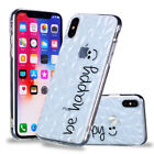 For iPhone XS Max XR X 6S 7 8 Plus Slim Soft Silicone 3D Painted TPU Case Cover