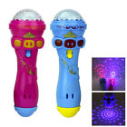 Внешний вид - Funny Lighting Wireless Microphone Model Gift Music Karaoke Cute Toy For Kid