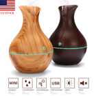 Elementary Oil Aroma Diffuser LED Ultrasonic Humidifier Aromatherapy Air Purifier